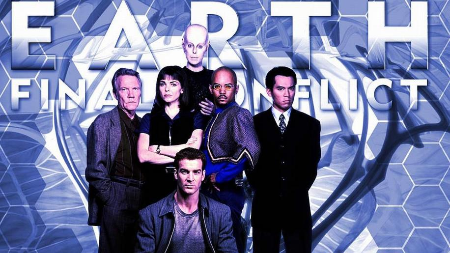 Gene Roddenberry's Earth Final Conflict DVD Review