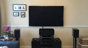 From the Forums: Tidy Living Room Home Cinema