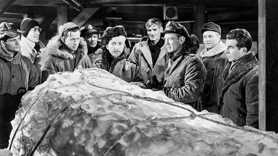 The Thing From Another World DVD Review