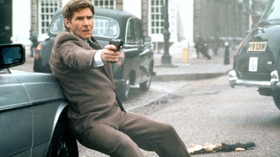 Patriot Games DVD Review
