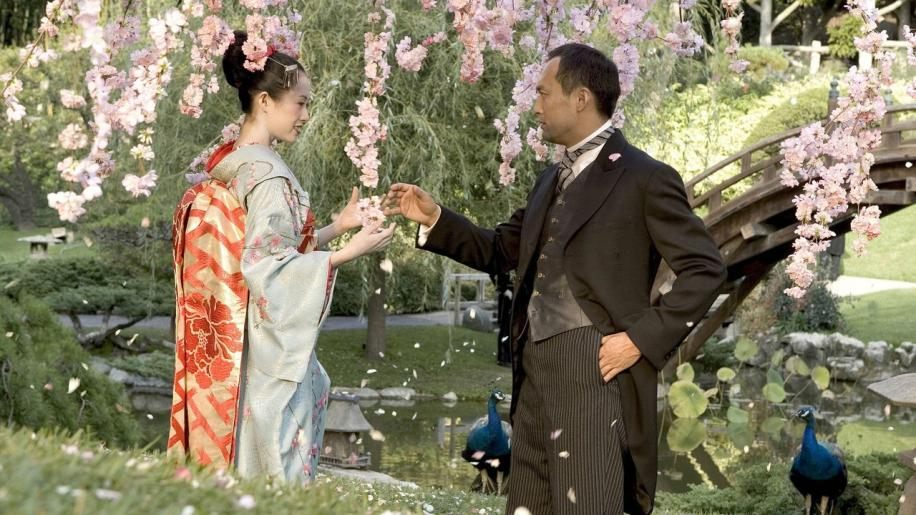 Memoirs Of A Geisha DVD Review