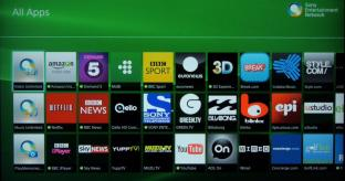 Sony Smart TV Platform 2014 Review