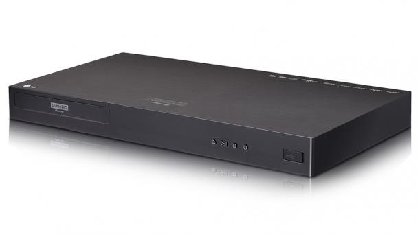 LG UP970 Ultra HD Blu-ray Player Review