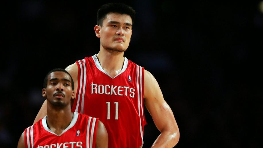 Year Of The Yao DVD Review