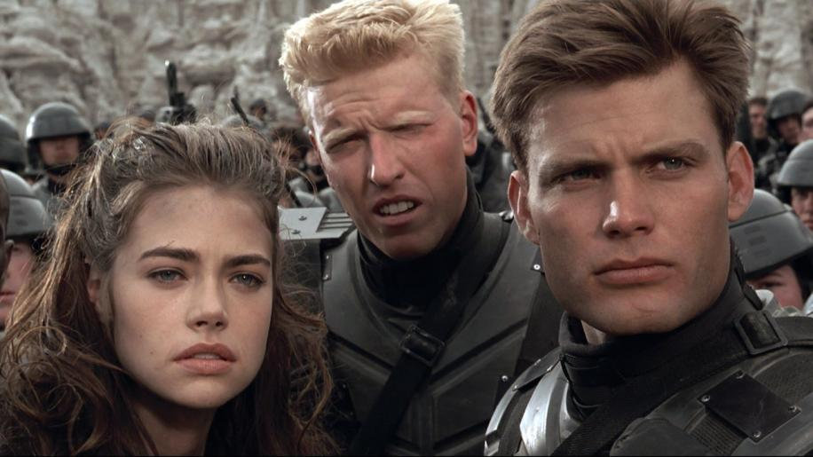 Starship Troopers: Superbit Collection DVD Review