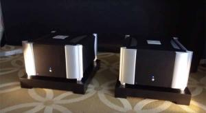 VIDEO: Simaudio launches the Moon 888 Power Amplifier at CES