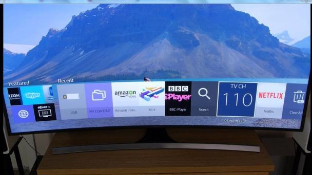 Samsung UE65JS8500 (JS8500) Ultra HD 4K TV Review