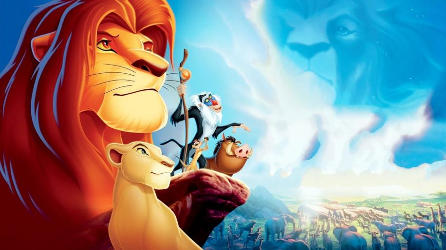Confirm. lion king platinum edition dvd not