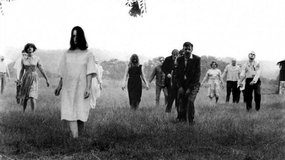 Night Of The Living Dead DVD Review