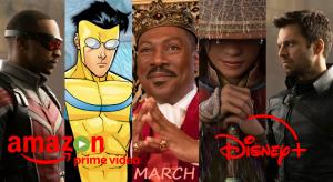 What's new on Disney+ UK and Amazon Prime Video UK for March 2021