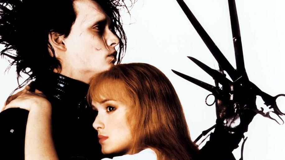 Edward Scissorhands Widescreen Anniversary Edition DVD Review