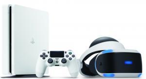 Glacier White PS4 Slim Coming