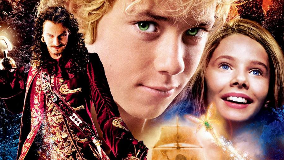 Peter Pan DVD Review
