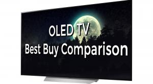 2017 OLED TV Best Buy Comparison