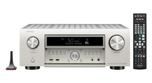 Denon introduces 8K ready AV Receivers as industry's first