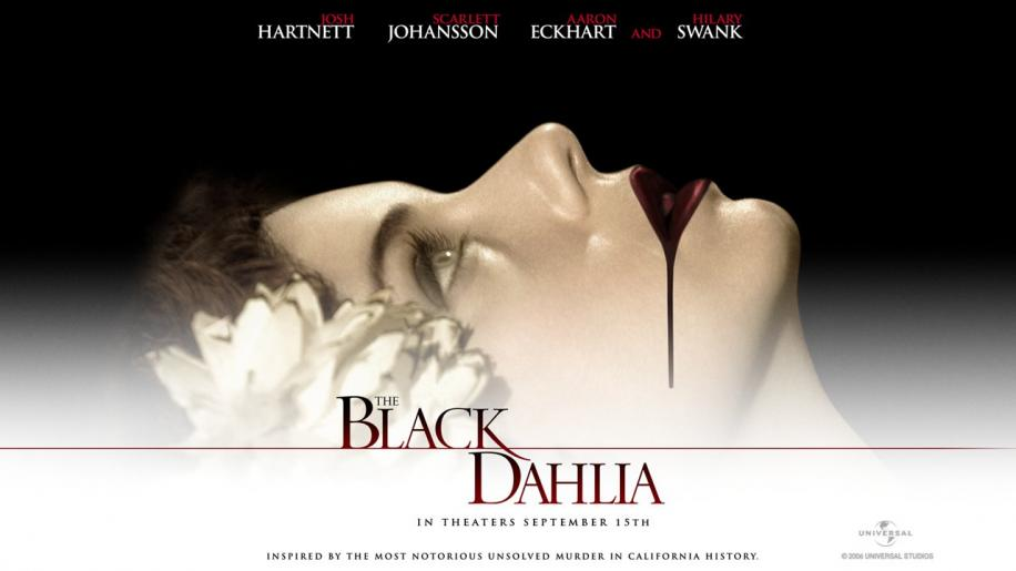 The Black Dahlia DVD Review