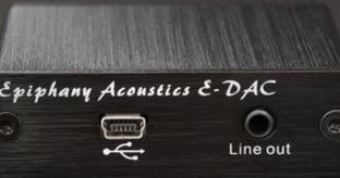 Epiphany Acoustics E-DAC 24-bit USB DAC Review