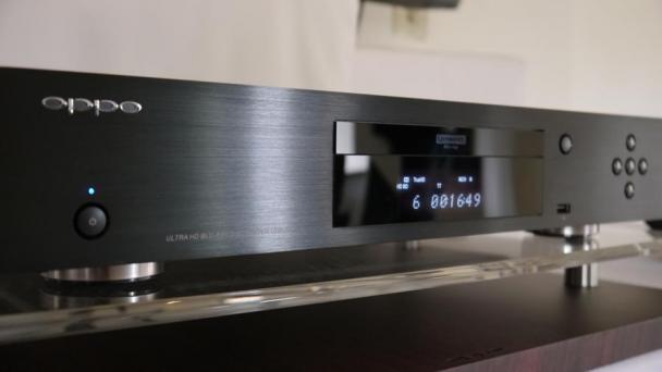 First Look at the Oppo UDP-203 4K Ultra HD Blu-ray Player