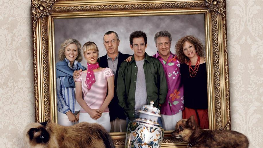 Meet The Fockers R1 DVD Review