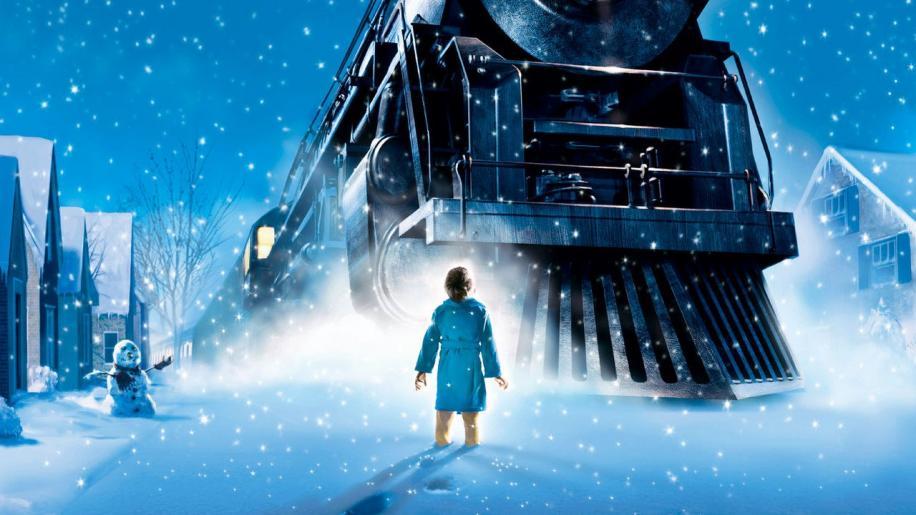 The Polar Express DVD Review