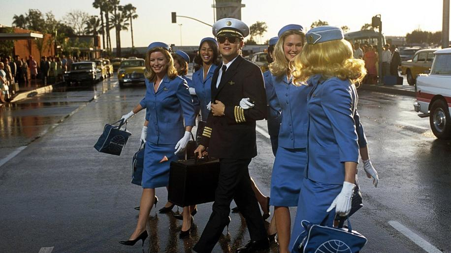 Catch Me If You Can DVD Review