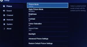 Hisense H65M7000 Best TV Picture Settings
