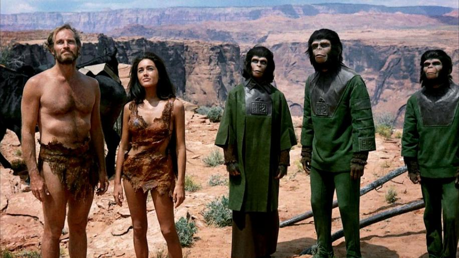 Planet Of The Apes: 35th Anniversary Edition DVD Review