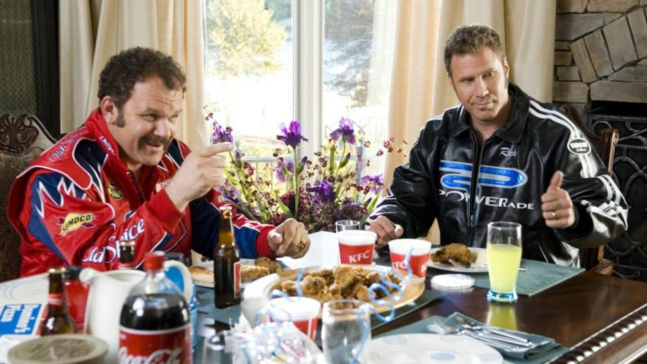 Talladega Nights: The Ballad of Ricky Bobby DVD Review