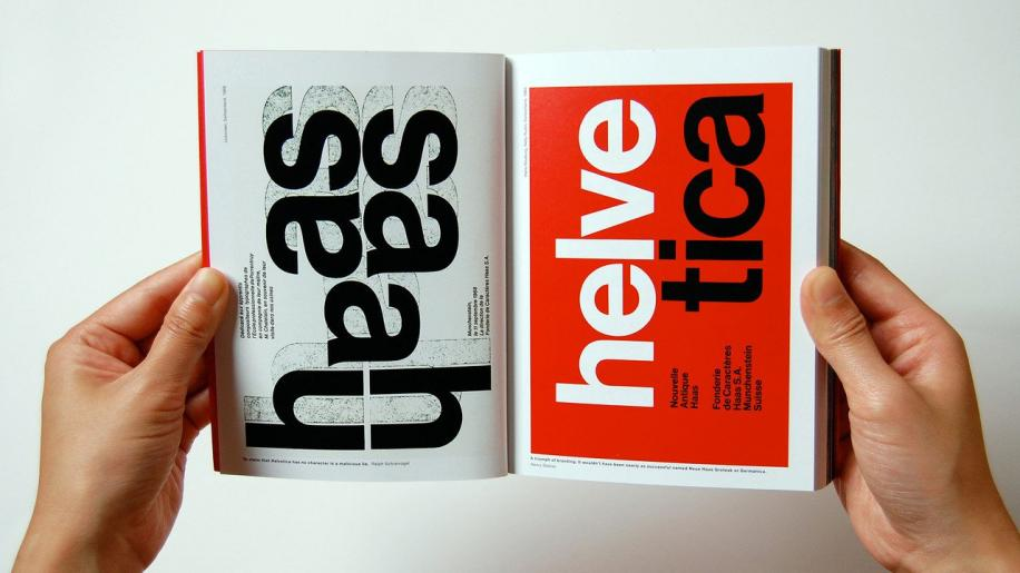 Helvetica Review