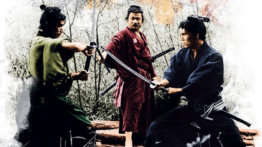 Three Outlaw Samurai Review