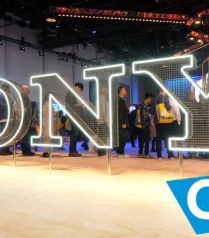 CES VIDEO: Sony AG9 (A9G) 4K OLED, ZG9 (Z9G) 8K LCD and XG95 LCD TVs
