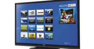 Sharp Smart TV System 2012 Review