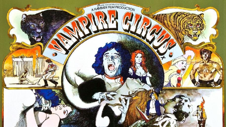 Vampire Circus Review