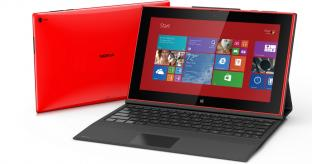 Nokia Lumia 2520 set to take on iPad Air
