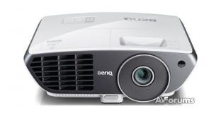 BenQ W700 HD Ready 720p 3D DLP Projector Review