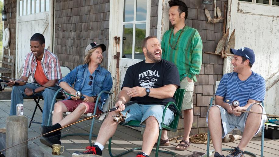 Grown Ups Review