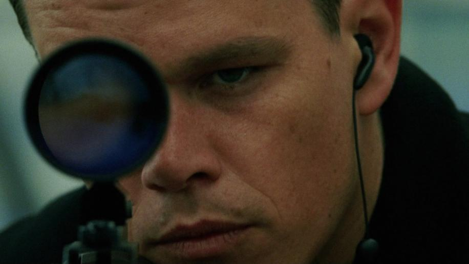 The Bourne Supremacy DVD Review