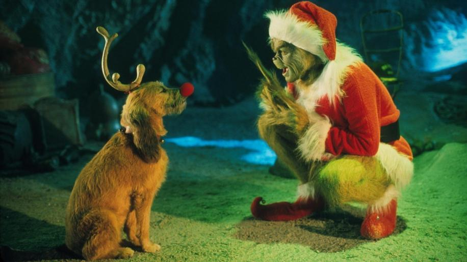 How The Grinch Stole Christmas DVD Review