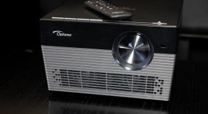 Optoma UHL55 4K DLP Projector Review