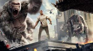 Rampage 4K UHD Blu-ray Review