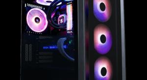Cyberpower iCUE Infinity Gaming PC Review