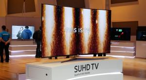 First Look at Samsung KS9000 Ultra HD 4K LED TV with HDR