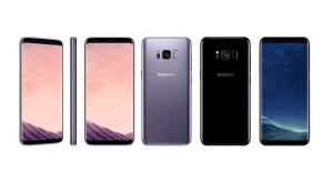 Samsung announce Galaxy S8 and S8+ smartphones