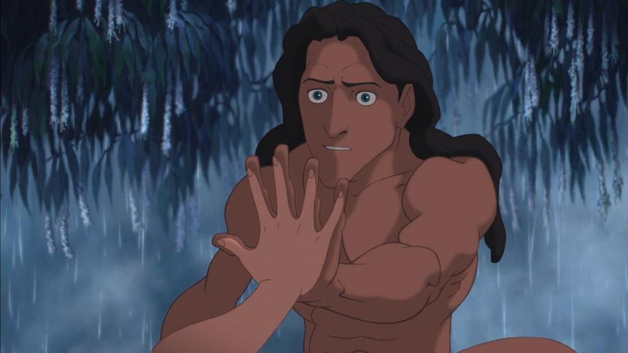 Tarzan DVD Review