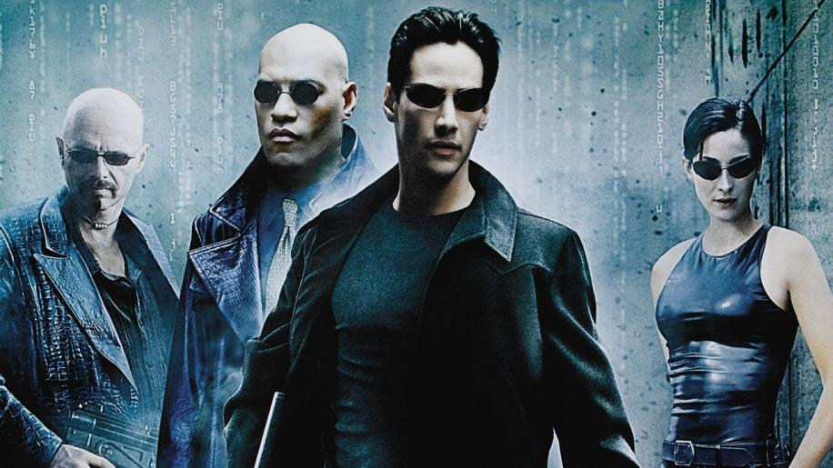 The Matrix DVD Review