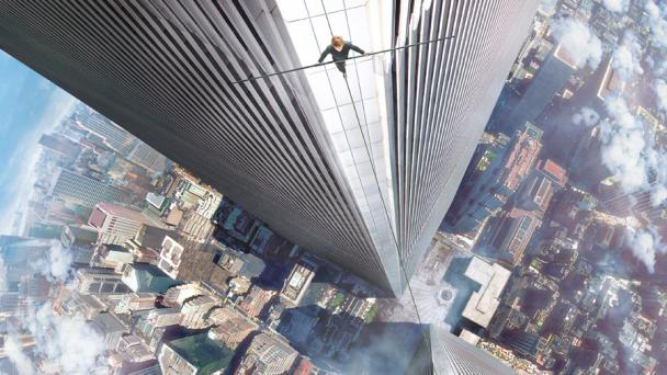 The Walk Blu-ray Review