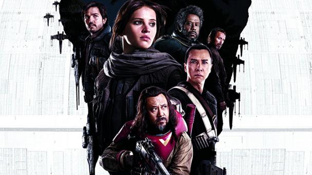 Star Wars Rogue One gets Blu-ray release date