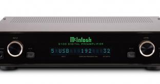 McIntosh D100 Digital Preamp Review
