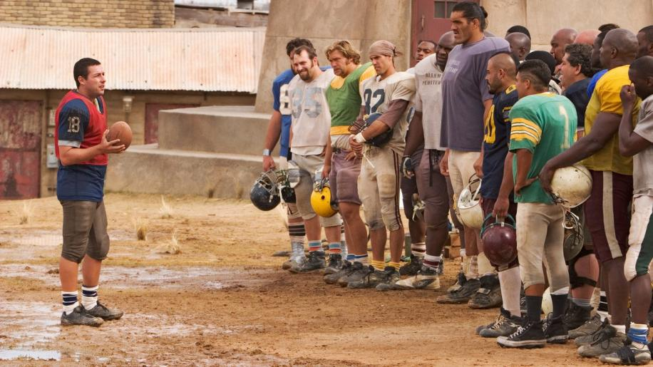 The Longest Yard DVD Review