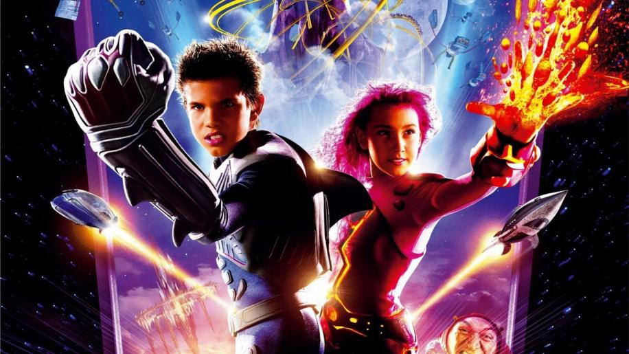 The Adventures Of Sharkboy And Lavagirl In 3-D DVD Review